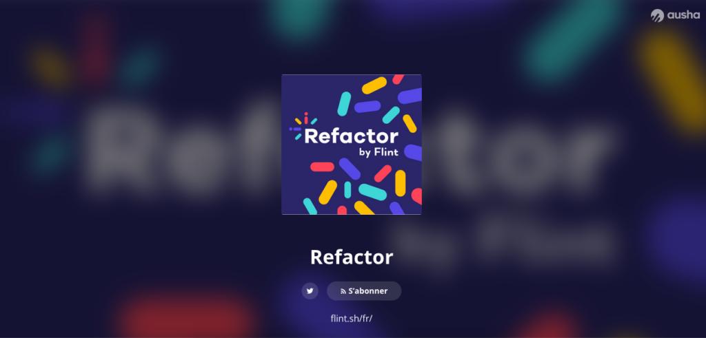 Refactor by Flint