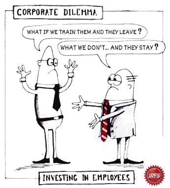 Paradoxe investissement employés formations