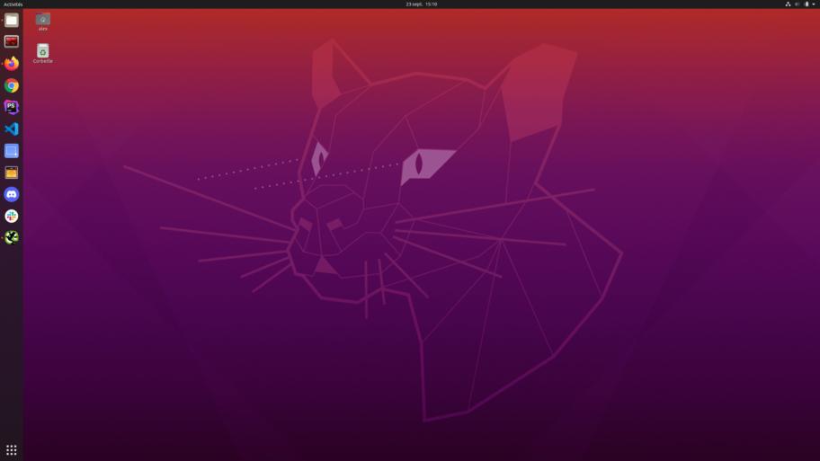 fond d'écran ubuntu