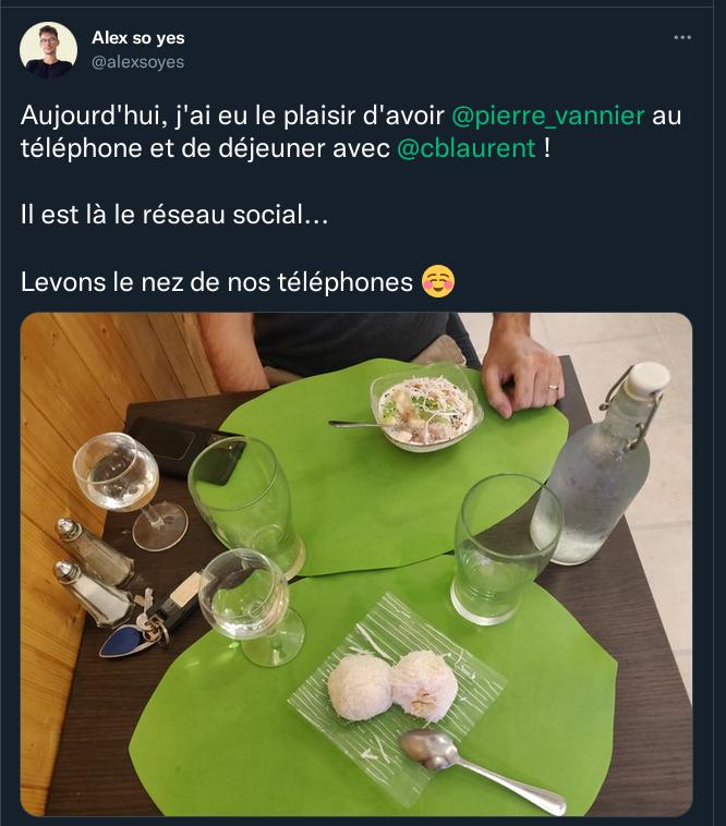Rencontrer d'autres développeurs sur Montpellier
